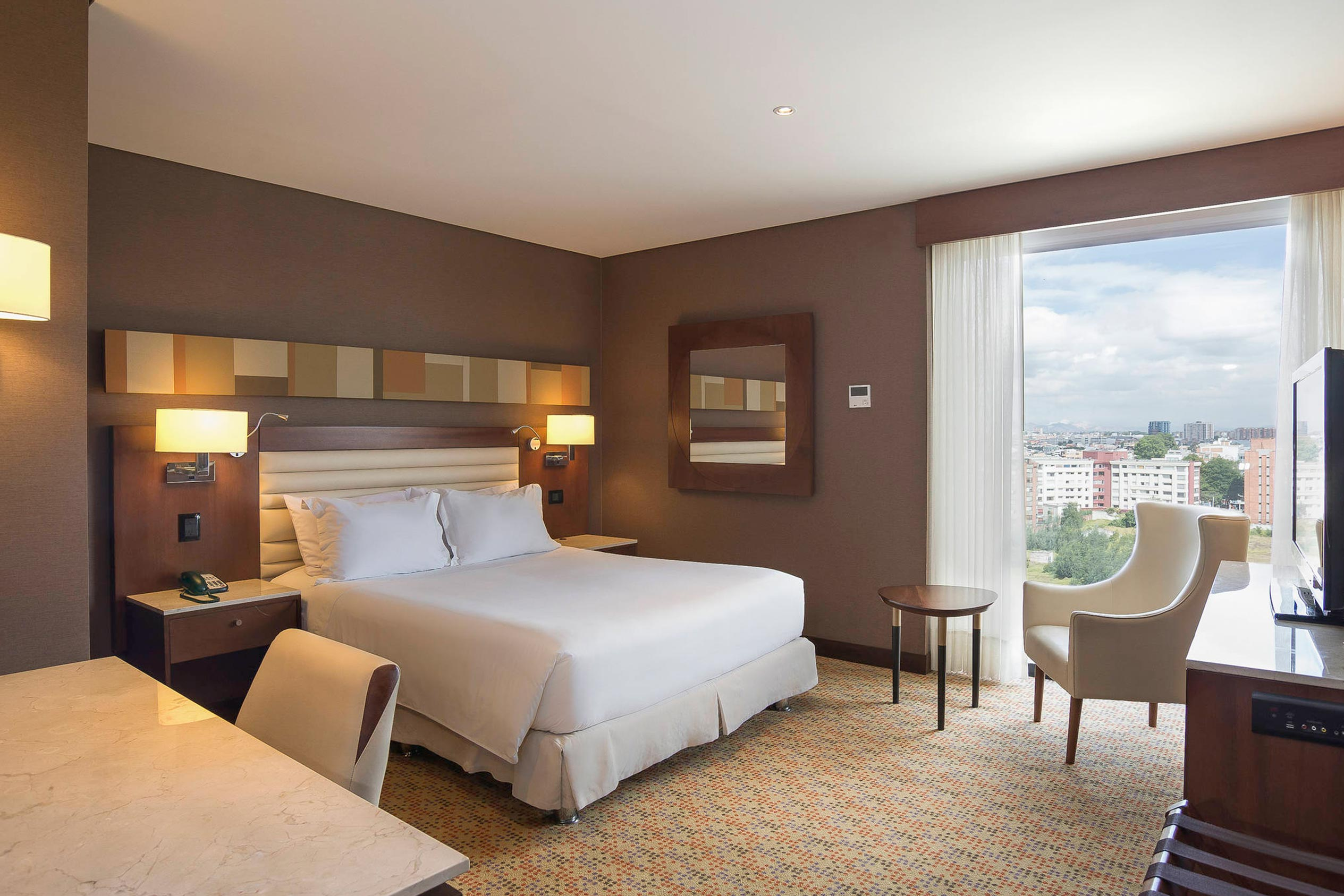 Pieza Hotel Mercure Bogotá 100