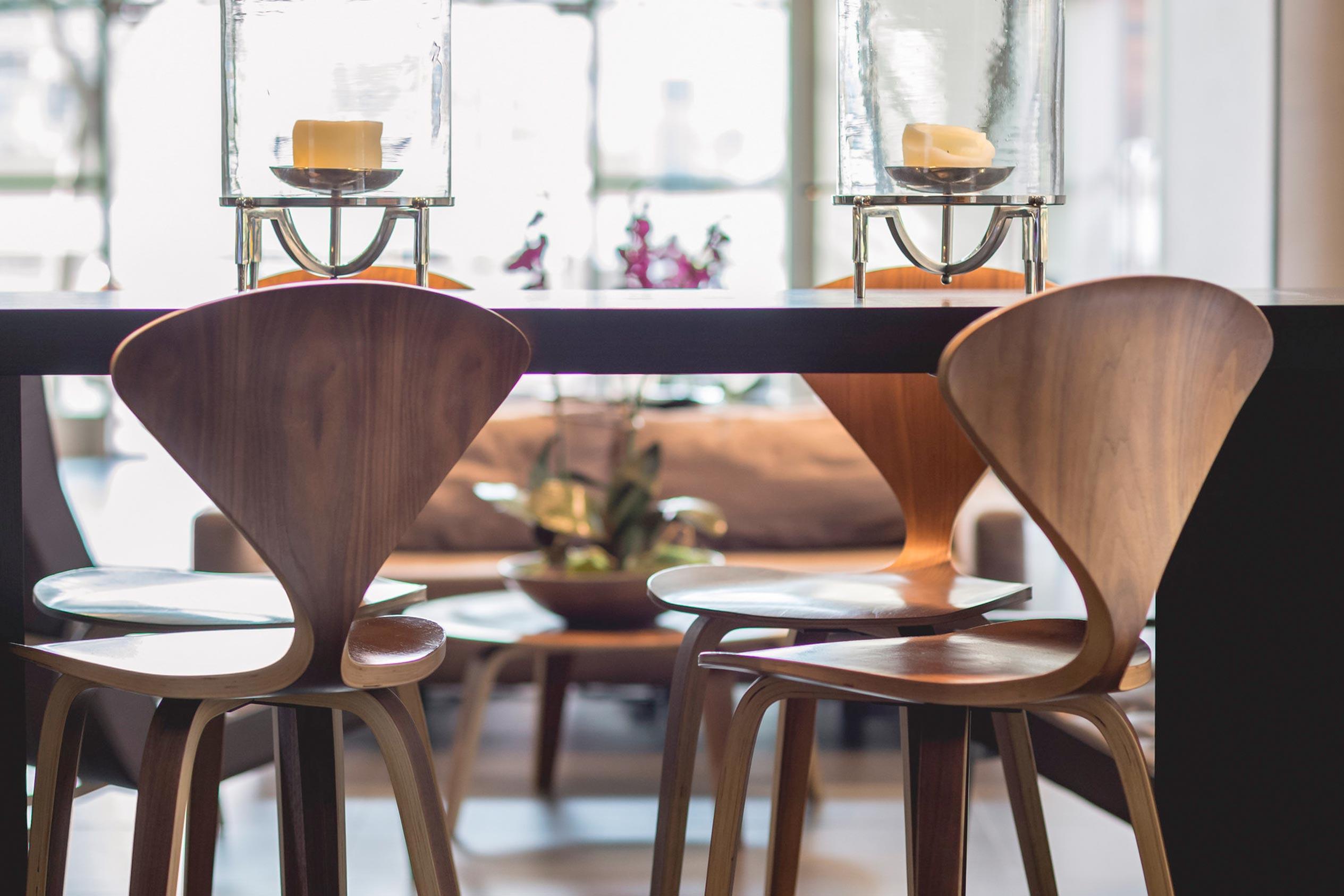 Comedor Hotel Novotel Las Condes