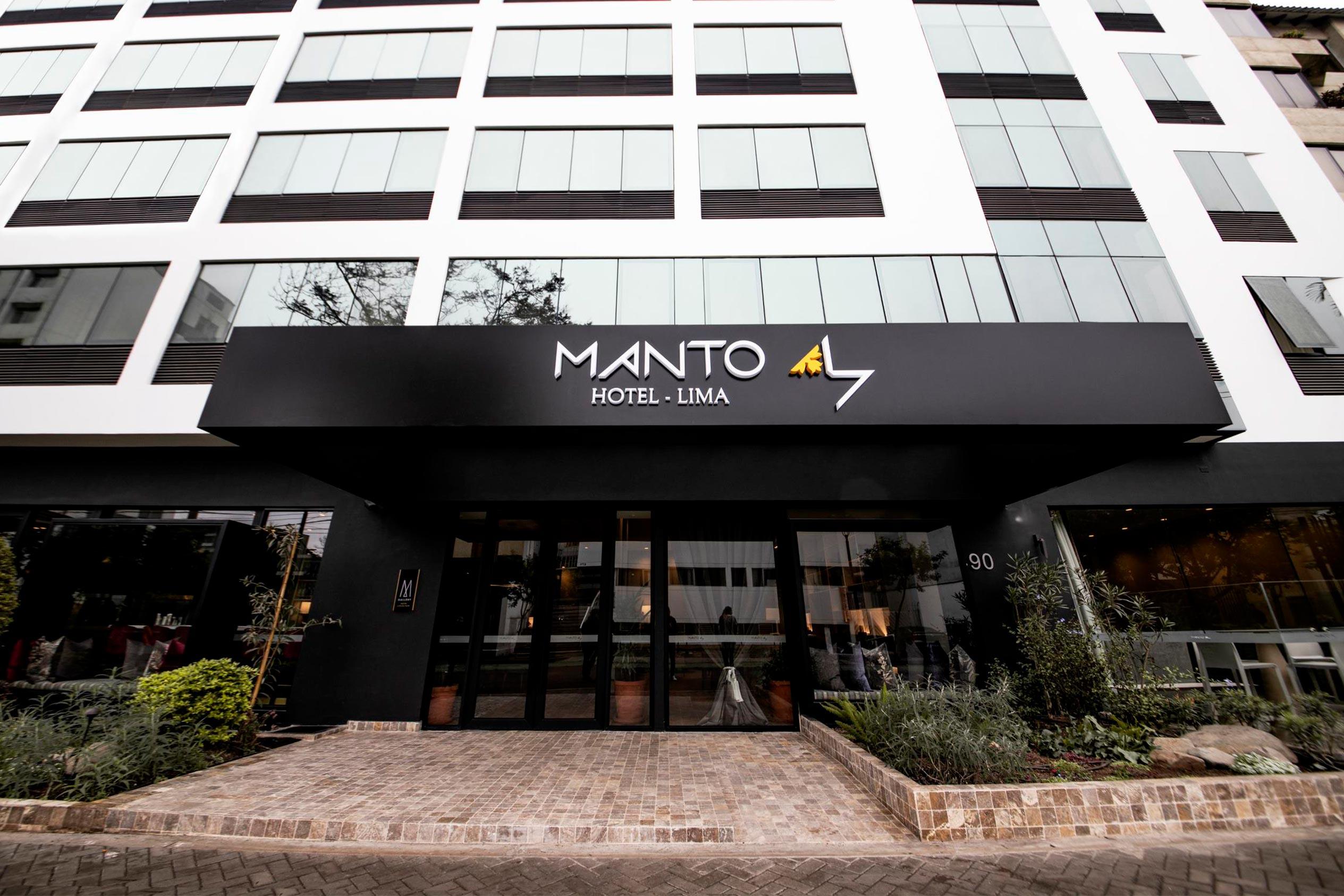 Fachada Hotel Manto MGallery