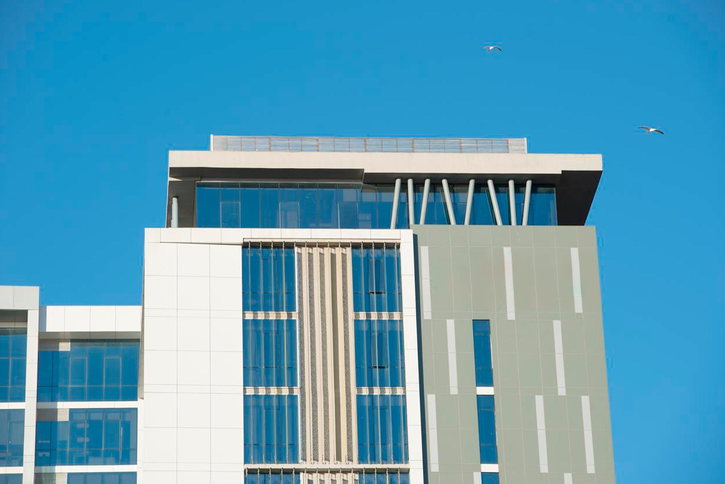 Fachada Hotel Mercure Concepción