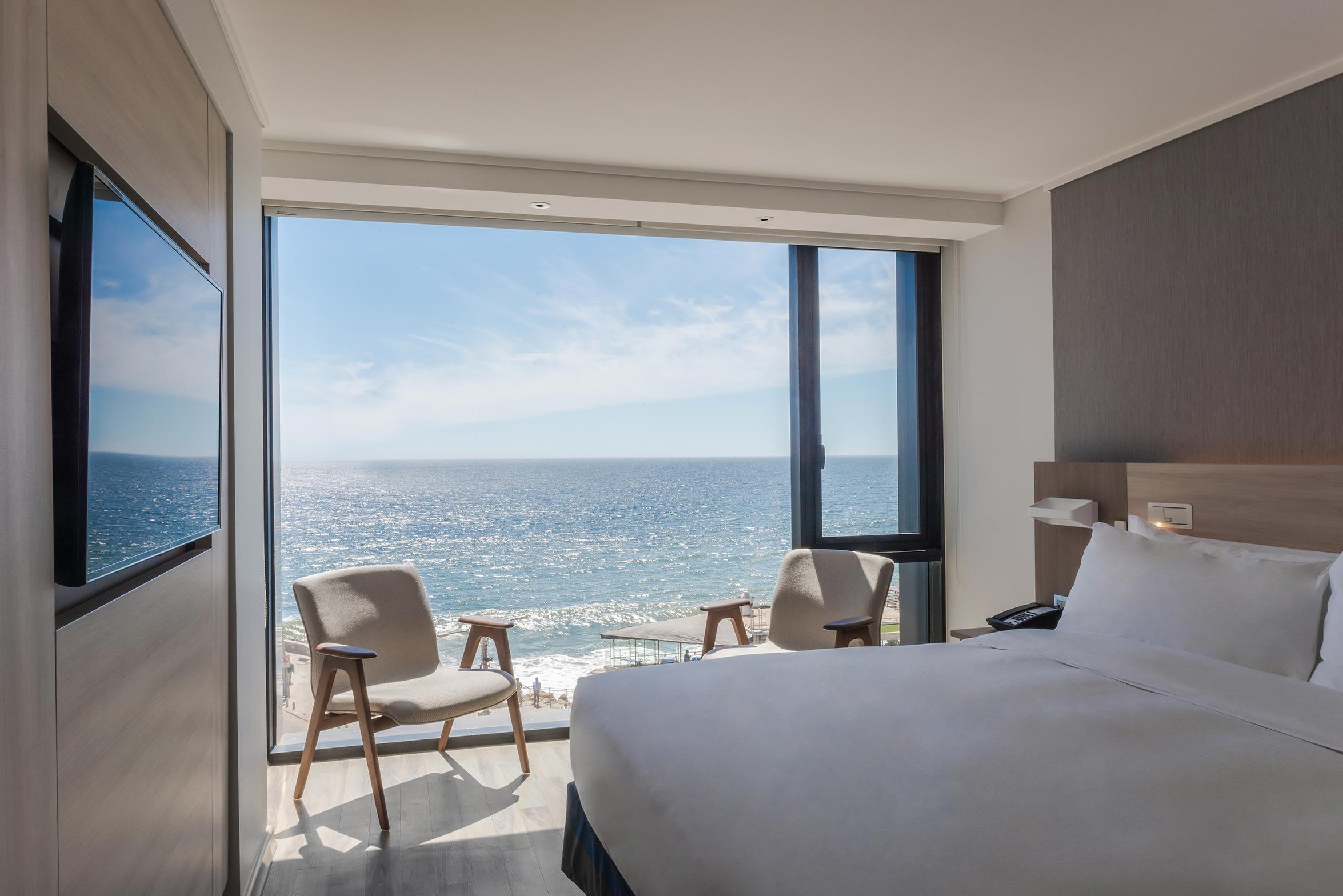 Pieza Hotel Pullman Viña del Mar
