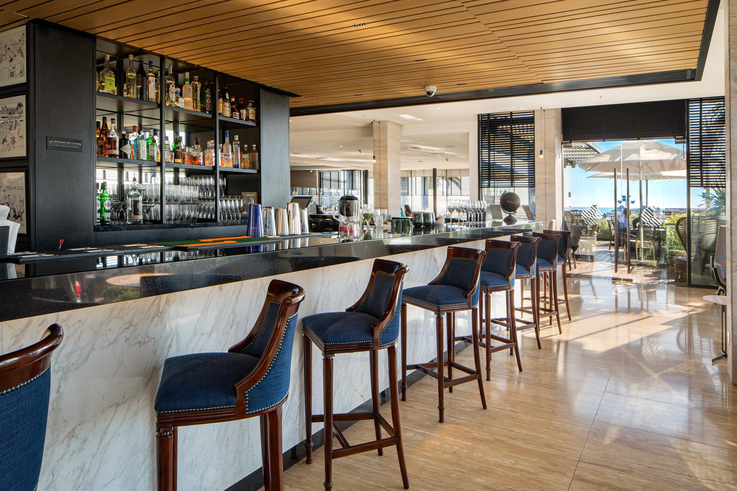 Bar Hotel Pullman San Martín Viña del Mar